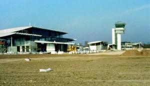 1998 - Construction Aéroport Angers Marcé