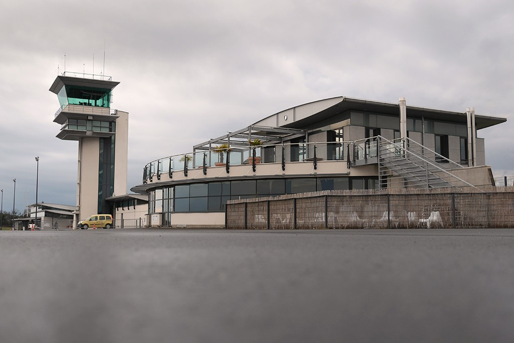 Vue d'ensemble - Aéroclub Angers Marcé