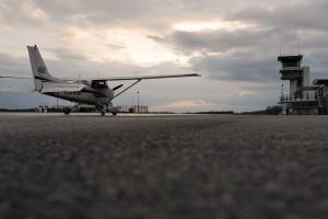 Cessna-172-S - Vue arrière