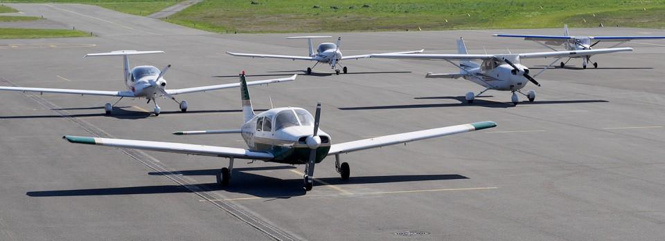 Flotte Aéroclub Angers Marcé