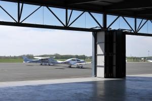 Intérieur - Hangar - ACAM