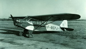 Piper Cub - Angers