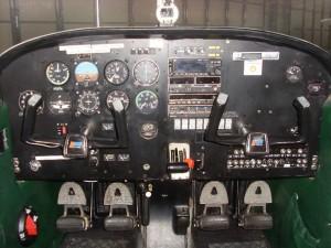 Piper-PA28 - Tableau de bord