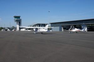 Plateforme Aéroclub Angers Marcé