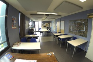 Salle pilote - Aéroclub Angers Marcé