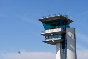 Tour de contrôle - Aérodrome Angers Marcé