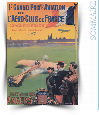 1er Grand Prix Aviation - Aéroclub de l'Ouest