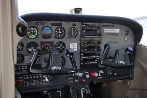 Cessna-172SP - Tableau de bord